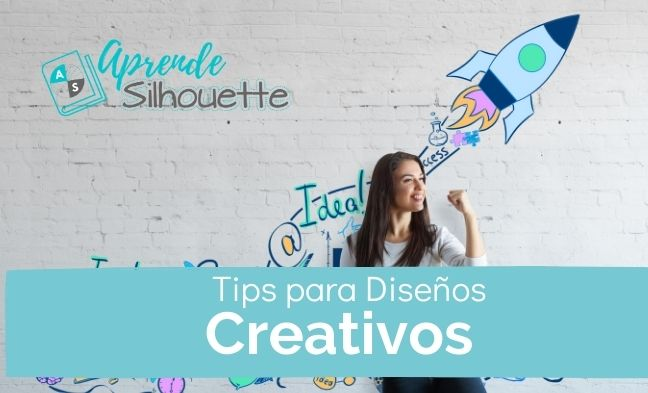 Tips para diseños creativos en Silhouette Studio